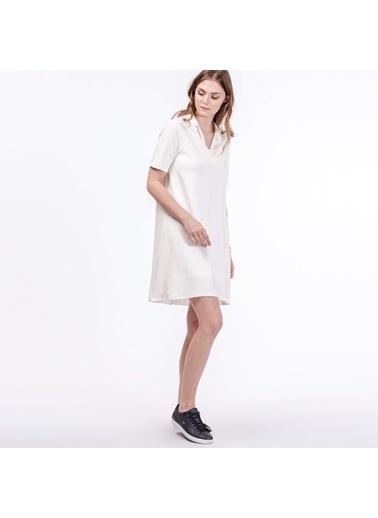 Lacoste Kadın  Elbise EF3044.DHT Beyaz